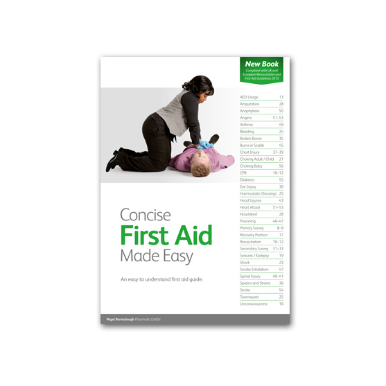 First Aid made Easy (Concise)