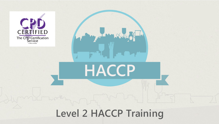 HACCP Training Level 2