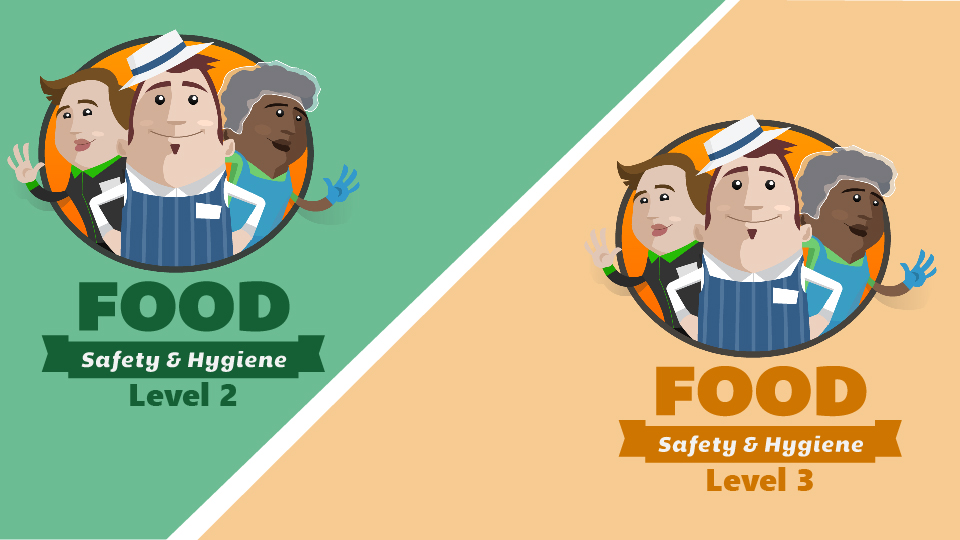 Food Hygiene and Safety Level 2 & 3 Bundle