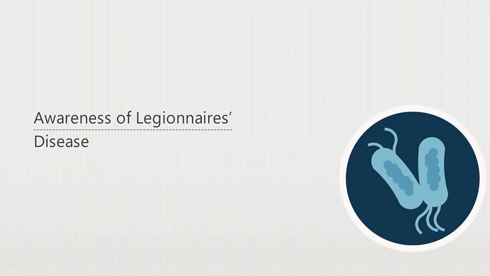 Legionnaires Disease Awareness