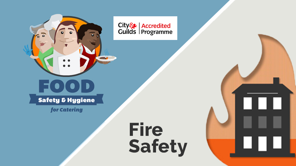 Food Handling / Fire Safety