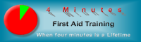 4 Minutes First Aid Training